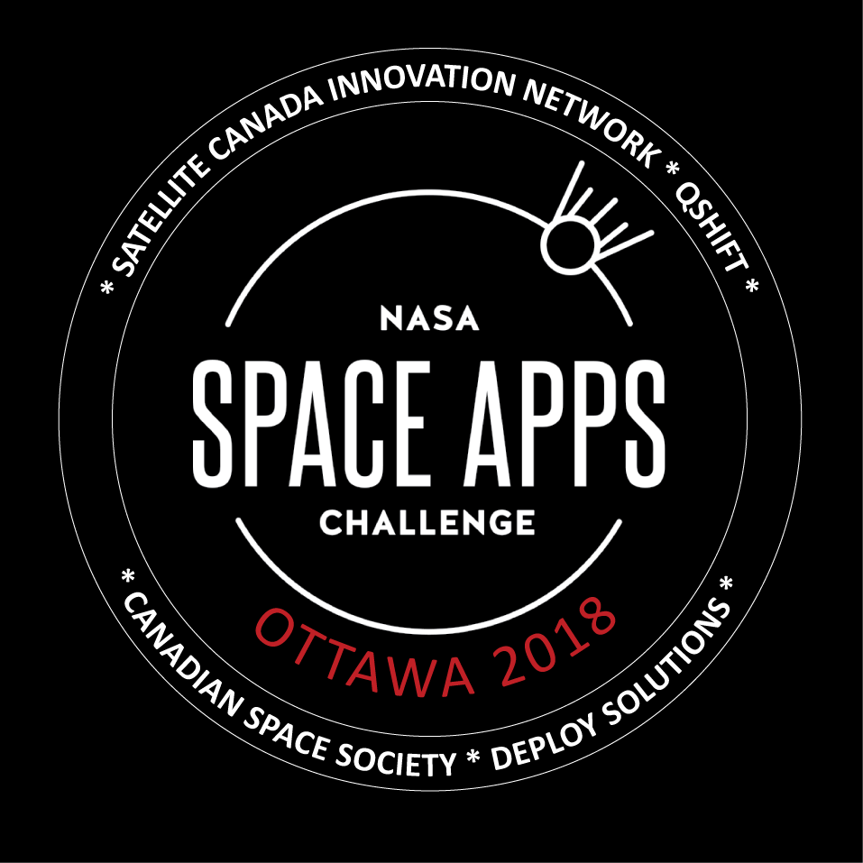 Space Apps Ottawa 2018 Host Sponsors